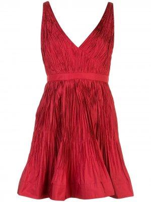 Платье Marilou Alexis. Цвет: красный