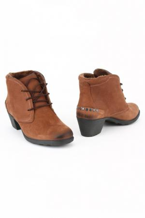 Ботинки Comodo. Цвет: коричневый