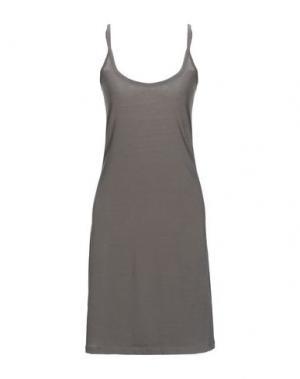 Платье до колена MIGUEL PALACIO for HOSS INTROPIA. Цвет: зеленый-милитари