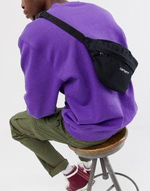 Черная сумка-кошелек на пояс -Черный Carhartt WIP