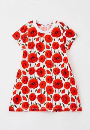 Платье Juno. Цвет: белый