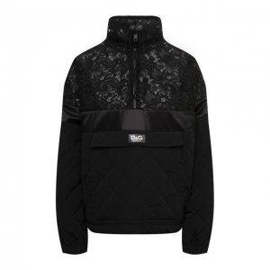 Анорак Dolce & Gabbana. Цвет: чёрный