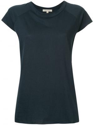 Однотонная футболка Nili Lotan