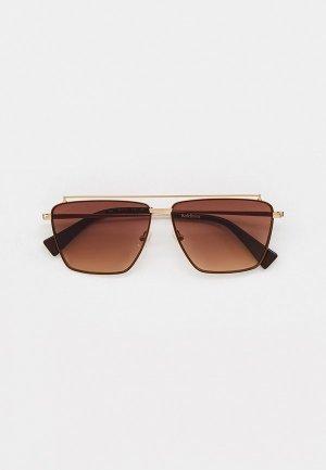 Очки солнцезащитные Baldinini BLD 2146 MM 404. Цвет: золотой