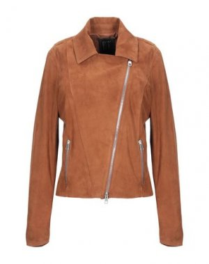 Куртка AFG' 1972. Цвет: коричневый