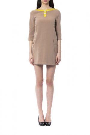 Dress Byblos. Цвет: beige