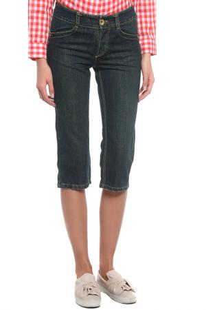 Брюки Plein Sud Jeans. Цвет: синий