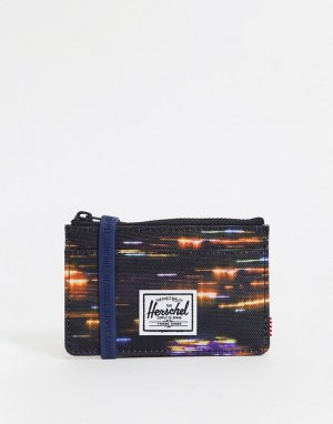 Черный бумажник . Oscar-Черный цвет Herschel Supply Co