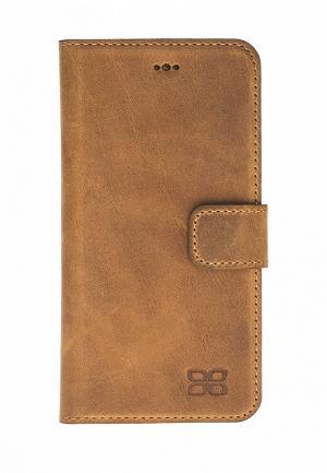 Чехол для iPhone Bouletta 7/8 Plus. Цвет: коричневый