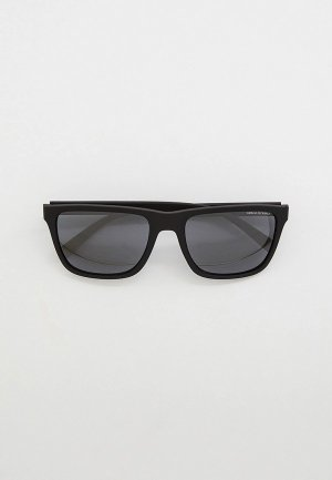 Очки солнцезащитные Armani Exchange AX4080S 80786G. Цвет: черный