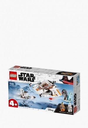 Конструктор LEGO Star Wars 75268 Снежный спидер. Цвет: разноцветный