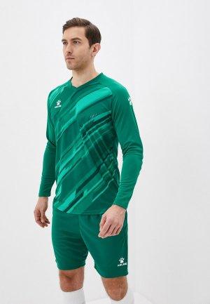 Костюм спортивный Kelme Goalkeeper L/S Suit. Цвет: зеленый