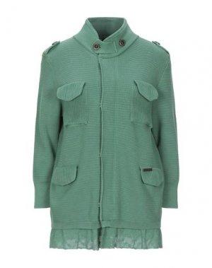 Куртка BARK. Цвет: светло-зеленый