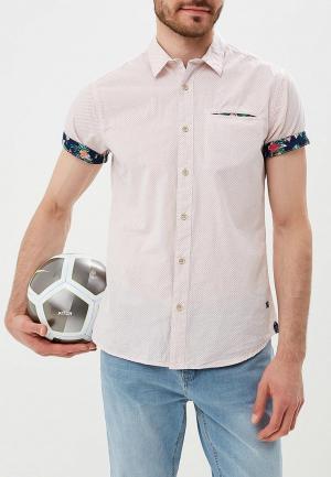 Рубашка Deeluxe. Цвет: розовый