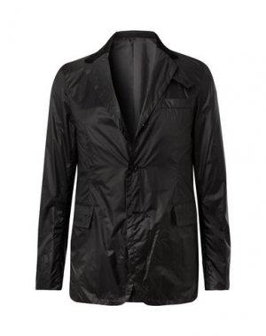 Пиджак SACAI. Цвет: черный