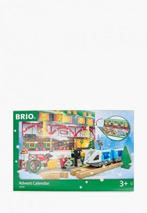 Конструктор Brio Рождественский календарь-2020. Цвет: разноцветный