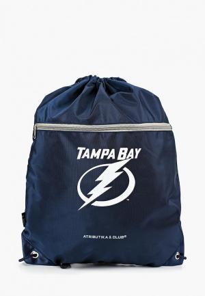 Мешок Atributika & Club™ NHL Tampa Bay Lightning. Цвет: синий