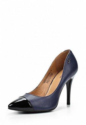 Туфли Clotilde SI293AWCQK01. Цвет: синий