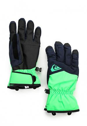 Перчатки Quiksilver. Цвет: разноцветный