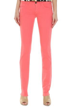 Джинсы CNC Costume National C'N'C. Цвет: розовый