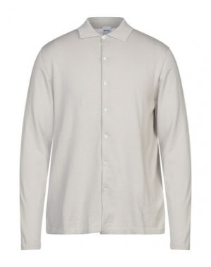 Pубашка ASPESI. Цвет: светло-серый