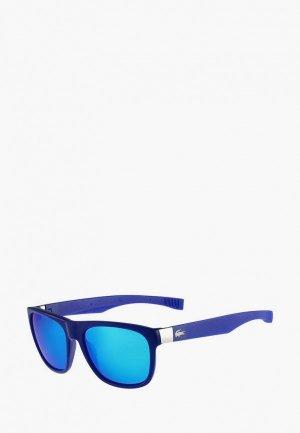 Очки солнцезащитные Lacoste 664S. Цвет: синий