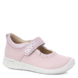 Туфли 754321 розовый ECCO