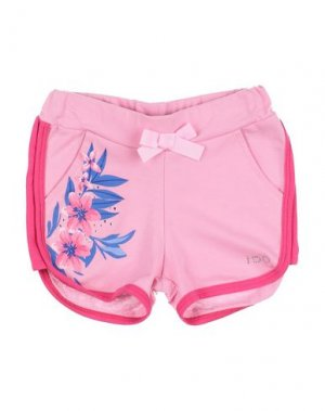 Повседневные шорты iDO by MINICONF. Цвет: розовый