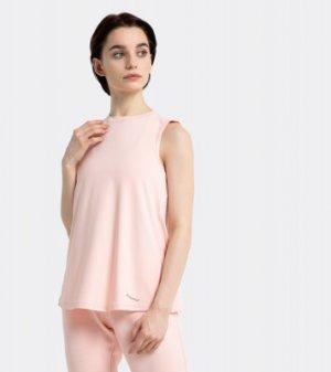 Майка женская , размер 44 Demix. Цвет: розовый