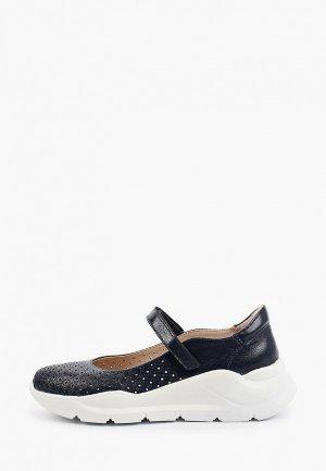 Туфли Elegami. Цвет: синий