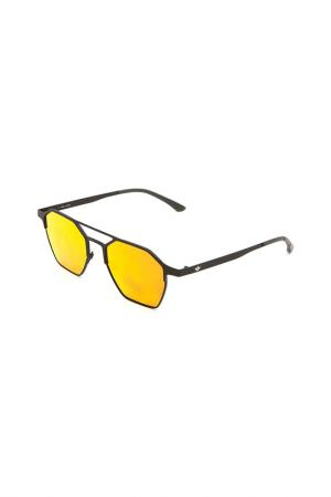 Очки солнцезащитные с линзами adidas. Цвет: n 009 000 черный матовый