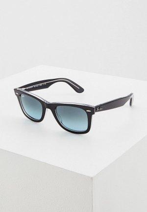 Очки солнцезащитные Ray-Ban® RB2140 12943M. Цвет: черный