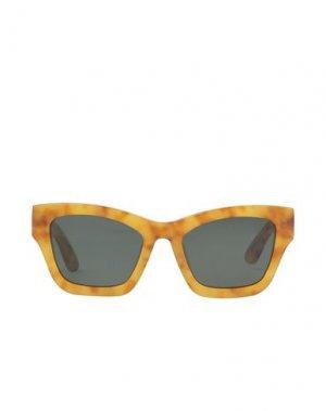 Солнечные очки HAN KJØBENHAVN. Цвет: охра
