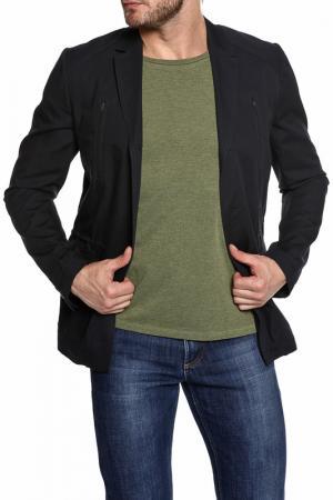 Пиджак Bill Tornade. Цвет: темно-синий