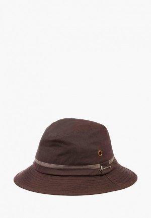 Панама Herman. Цвет: коричневый