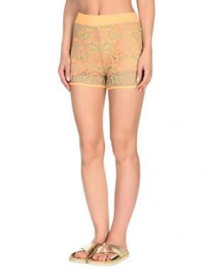 Пляжные брюки и шорты CHANGIT. Цвет: песочный