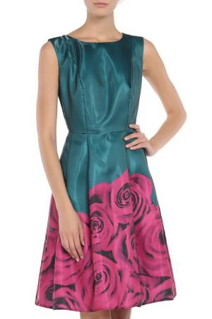 Платье Cliche. Цвет: зеленый