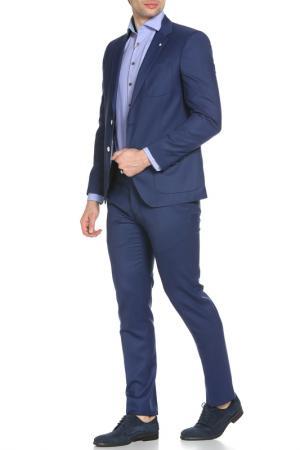 Костюм: брюки, пиджак STONES. Цвет: мультицвет