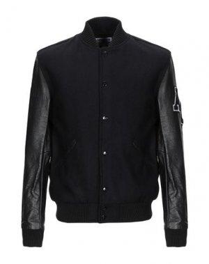 Куртка AMERICAN COLLEGE. Цвет: черный