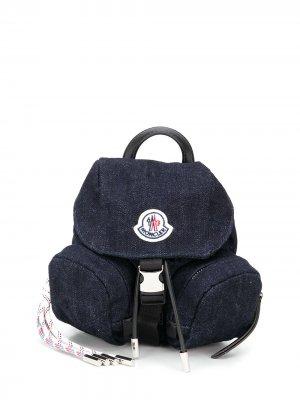 Мини-рюкзак Dauphine Moncler. Цвет: синий