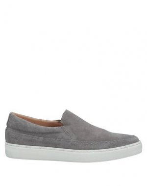 Кеды и кроссовки FRAU. Цвет: серый