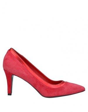Туфли KATE. Цвет: красный