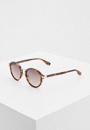 Очки солнцезащитные Marc Jacobs 533/S 2IK. Цвет: коричневый