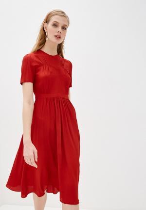 Платье N21. Цвет: красный