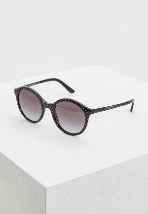 Очки солнцезащитные Dolce&Gabbana DG4358 31268G. Цвет: черный