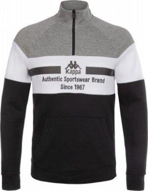 Олимпийка мужская , размер 50 Kappa. Цвет: черный