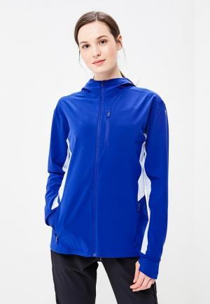 Толстовка Under Armour Outrun The Storm Jacket. Цвет: синий