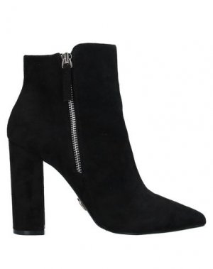 Полусапоги и высокие ботинки BUFFALO. Цвет: черный