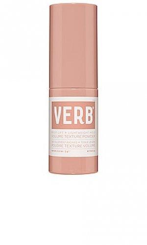 Текстурированная пудра для волос volume VERB. Цвет: beauty: na