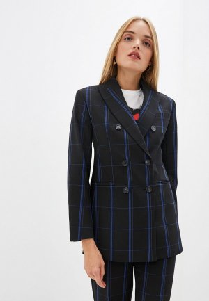 Пиджак Sportmax Code. Цвет: черный